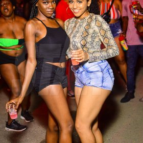 Bacchanal Fridays Soca Party