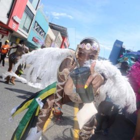 Bacchanal Jamaica Road March 2018