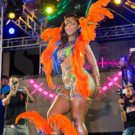 Bacchanal Fete and Band Launch