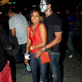 Winston Sill / Freelance Photographer Bacchanal Jamaica Fridays  fete continues and featured  Bunji Garlin and Fay-Ann Lyons, held at Mas Camo, Stadium North on Friday night March 1, 2013.