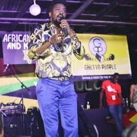 Beenie Man Live (Photo highlights)