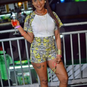 Scenes during Wray & Nephew White Rum Bikini Sundayz party held at the Mandeville Club House in Manchester, recently.