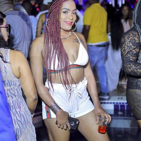 Ladies get wild at Boom Overdose Totally Wet (Photo highlights )