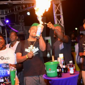 Smirnoff Floss 360 goes 'hard ball'
