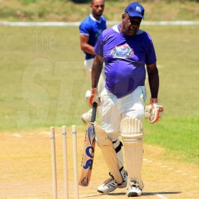 IGL Curry Goat Cricket Series