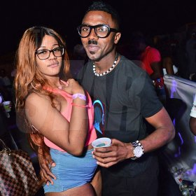 Wray & Nephew Bikini Sundayz party (Photo highlights)