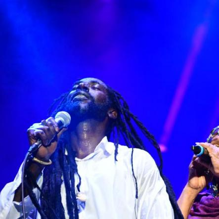 Buju Banton Long Walk To Freedom Tour