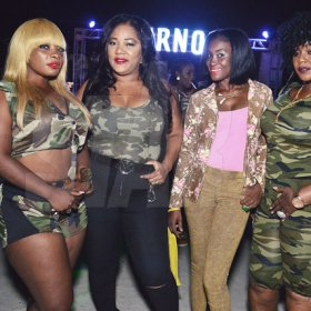 Go Hard Entertainment's Military Cook Out, Drink Out, (Photo highlights)