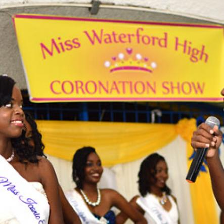 Miss Waterford High