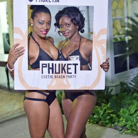 Phucket Exotic Beach Party (Photo highlights)