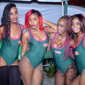 Platinum Dolls second anniversary celebrations (Photo highlights)