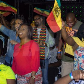 Janet Silvera Photo Revelers enjoying every moment of Rebel Salute