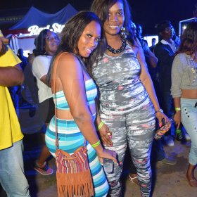 Bounty, Cham perform Red Stripe Big Vibes (Photo highlights)