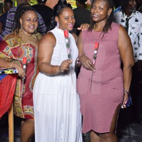 STEP OUT Pre-Mothers Day party event (Photo highlights)