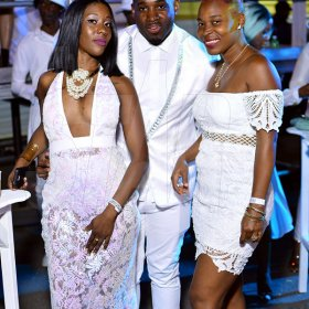 The Ultimate All-White a success
