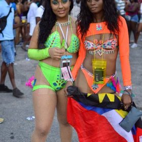 UWI Carnival Band March (Photo Highlights)